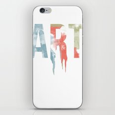 Art & Protest iPhone & iPod Skin
