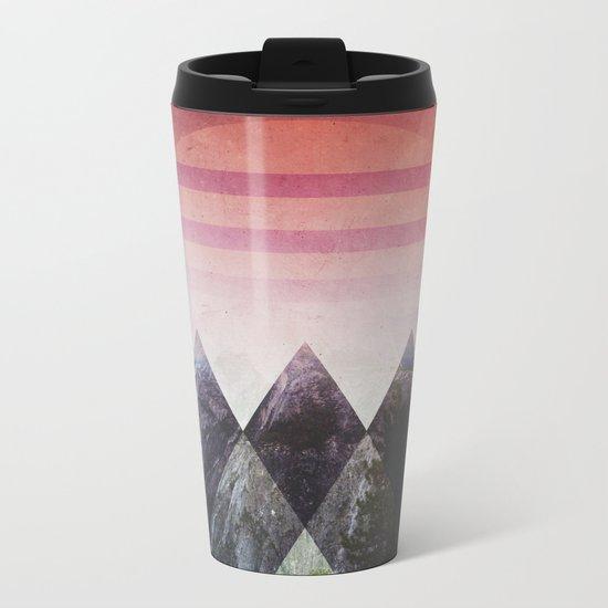 Fractions B00 Metal Travel Mug