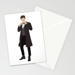 Eleventh Doctor: Matt Smith Stationery Cards