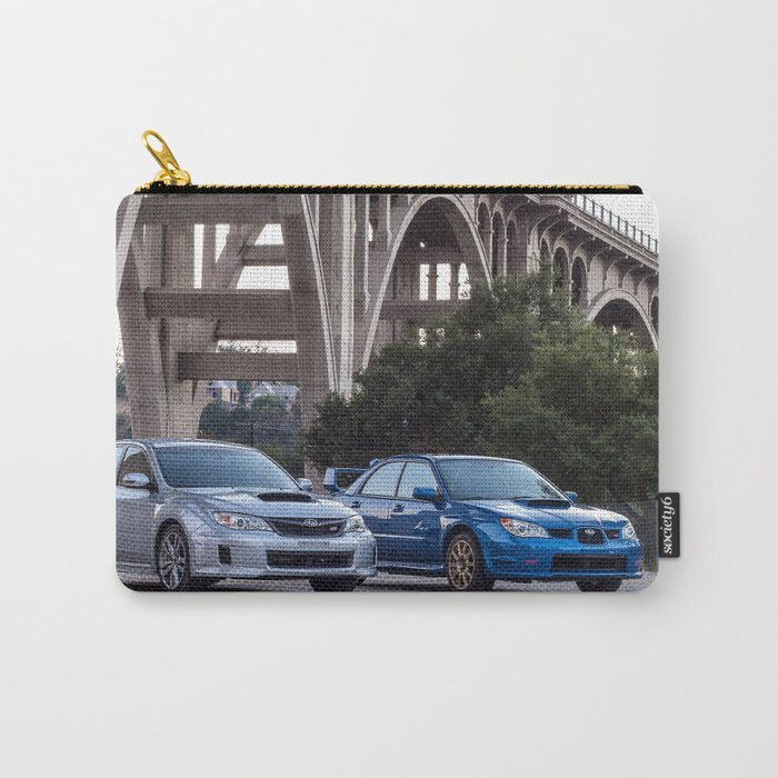 2012 2007 STI Carry-All Pouch