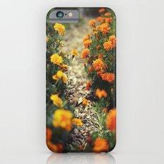Yellow and Orange iPhone 6s Slim Case