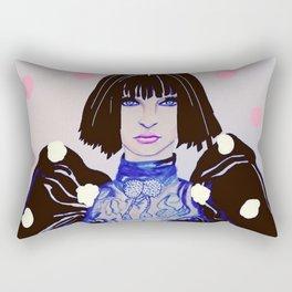 Paris Haute Couture Rectangular Pillow