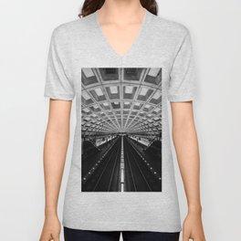 Metro DC Unisex V-Neck