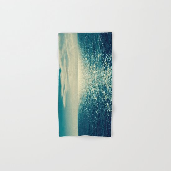 Sea horizon 2 Hand & Bath Towel