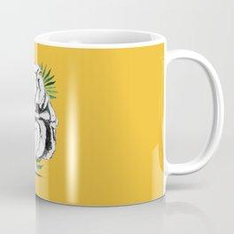 Koala Bear, Wildlife Art, Animal Art, Yellow phone cover Coffee Mug
