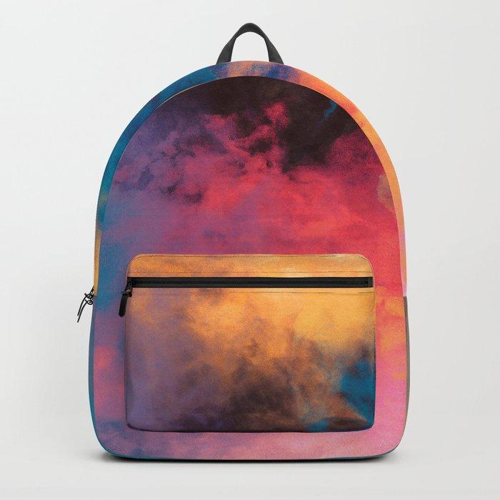 Golden Virus Backpack