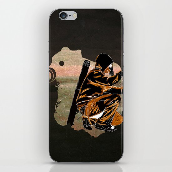 My Dexterous Shadow iPhone & iPod Skin