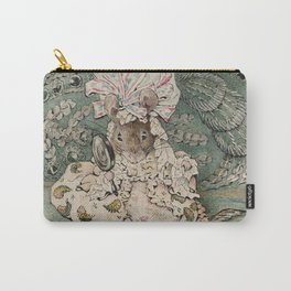 Cute little Mouse dressed up Carry-All Pouch