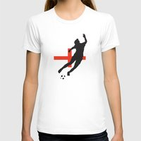 england T-shirts featuring England - WWC by Alrkeaton