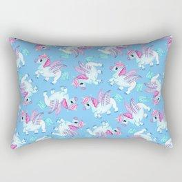 Unicorn Magic Rectangular Pillow