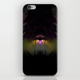 Tropical No Name iPhone Skin