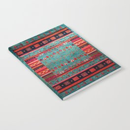 Anthropologie Ortiental Traditional Moroccan Style Artwork Notebook
