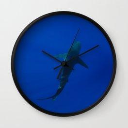 Hawaiian Shark IV Wall Clock