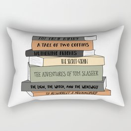 To Resurrect a Mockingbird Rectangular Pillow