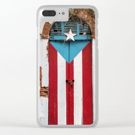 Partido Independista Clear iPhone Case