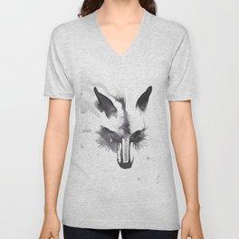 October Fox Unisex V-Neck