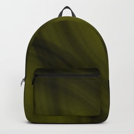 Ellipse shaded sand curved lines with blurred ovals of bright rings Backpack