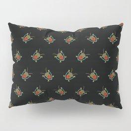 Locust Cider Bug Pillow Sham