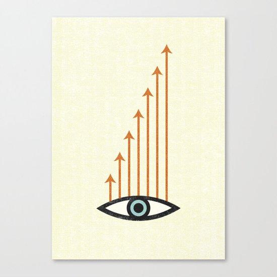I Like What I See. Canvas Print