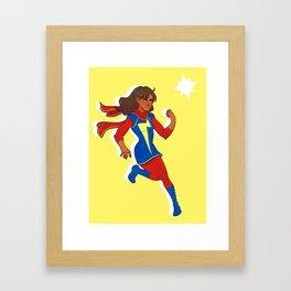 The New Marvel Framed Art Print