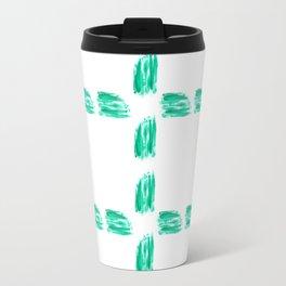 Four-leaft clover Travel Mug