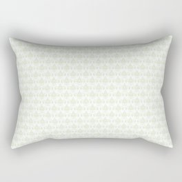 Lis pattern Rectangular Pillow