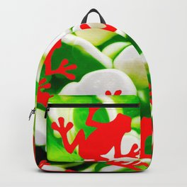 Box of Frogs Backpack