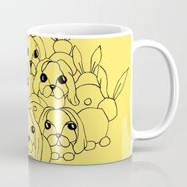 Bunny Bunch Coffee Mug
