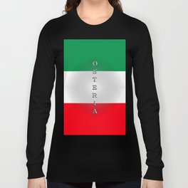 Italia Osteria Long Sleeve T-shirt