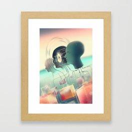 Consciousness Framed Art Print