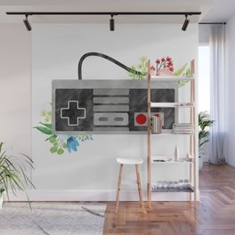 Here We Are Now, Entertain NES Wall Mural