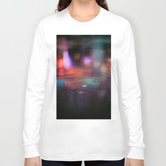Bokeh on water Long Sleeve T-shirt