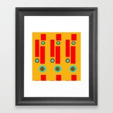 jarvis Framed Art Print