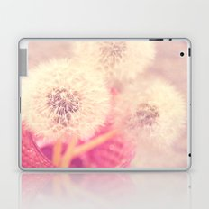 Sweet pom poms Laptop & iPad Skin