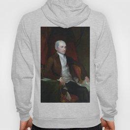 John Jay by Gilbert Stuart (1818) Hoody