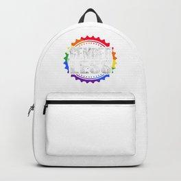 Proud Genderless Communities T-Shirt Backpack