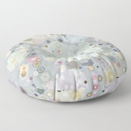 Precious Beehive Floor Pillow