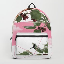 dream in pink Backpack