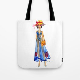 LIVE COLORFULLY Tote Bag