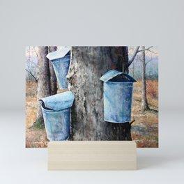 Hanging Around Mini Art Print