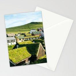 Mykines, Faroe Islands Stationery Cards