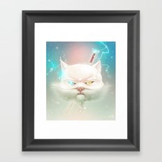 The Dark Knife Framed Art Print