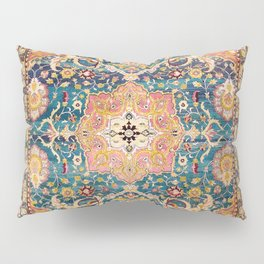 Amritsar Punjab North Indian Rug Print Pillow Sham