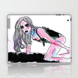 Elf Mädchen.  Laptop & iPad Skin