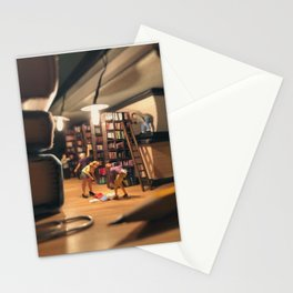 When Lovers Meet Stationery Cards