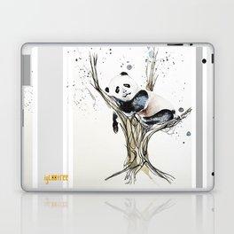 Panda in the Tree Laptop & iPad Skin
