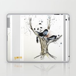 Panda in the Tree Laptop & iPad Skin