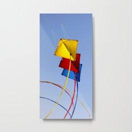flying aces 01 Metal Print