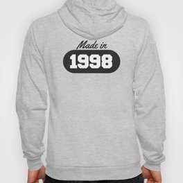 Made in 1998 Hoody