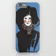Mystery Blue Slim Case iPhone 6s